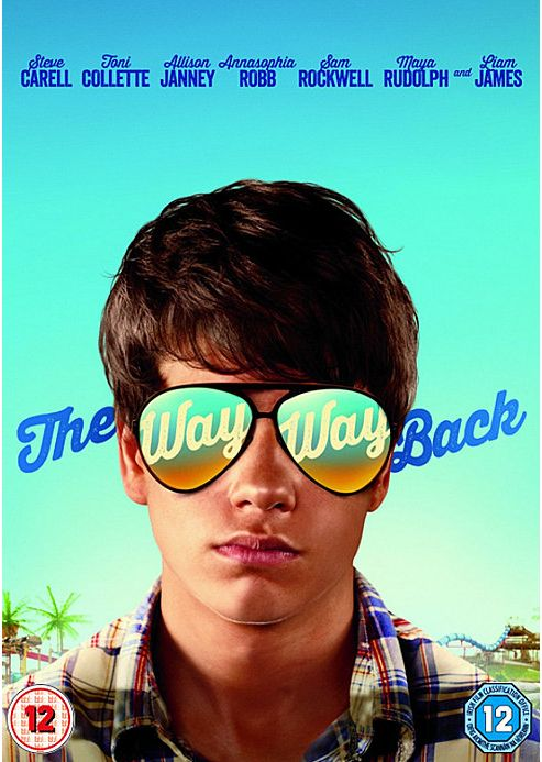 The Way, Way Back (DVD)