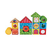 ELC Wooden Activity Blocks