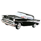 1957 Chevy Tin Sign