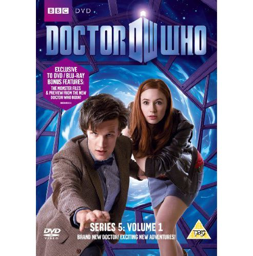 Doctor Who Series 5 Vol 1 (DVD Boxset)