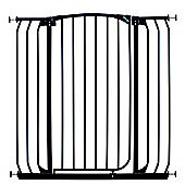 Emmay Care Safety Gate 1m(h) Extra Wide - Black