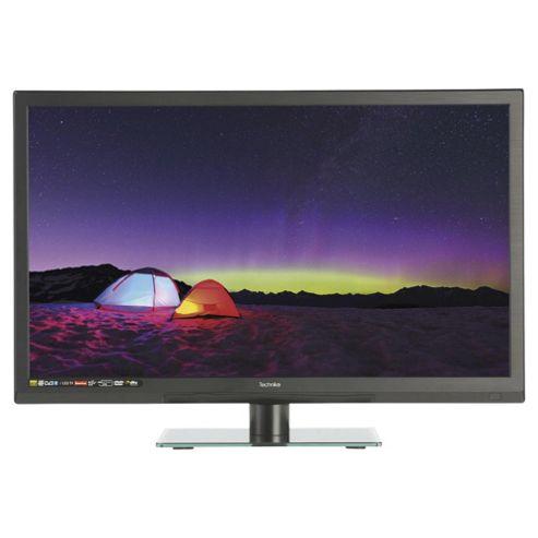 Technika 22E21B-FHD/DVD 22 Inch Full HD 1080p Slim LED TV / DVD Combi With Freeview