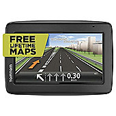 "Tomtom Start 25 WEU ""M"" Sat Nav 5"" Screen with WE Maps and FREE Lifetime Updates"