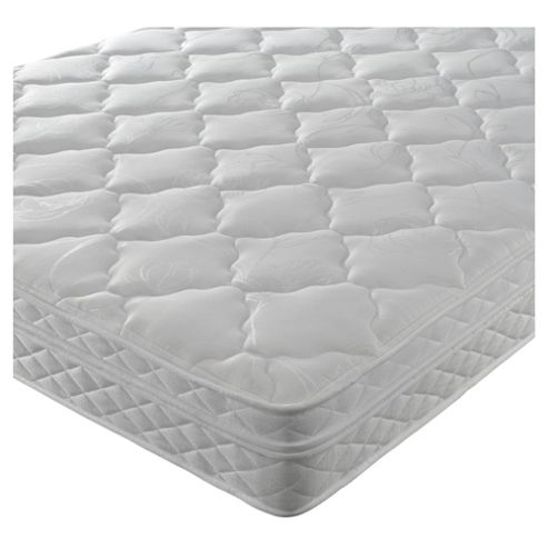 Silentnight King Mattress - Miracoil Memory (bedstead)