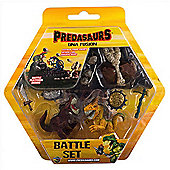 Predasaurs Battle Set
