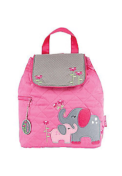 Children's Grey Elephant Backpack