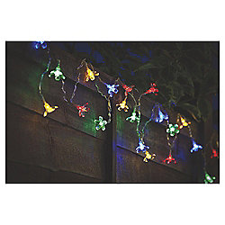 Tesco 20 Mini Flower Solar String Light