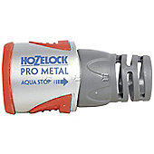 Hozelock pro metal - aqua stop connector
