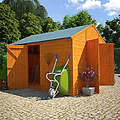 BillyOh 5000 12 x 10 Windowless Tongue & Groove Workshop Shed