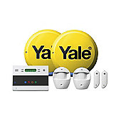 Yale Easy Fit Telecommunicating Home Alarm Kit 2 EF-KIT2 touch screen