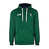 Ireland Rugby Supporter Hoody - Green