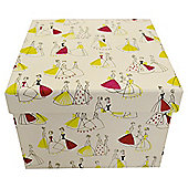 Sanderson Dandelion Storage Box Small