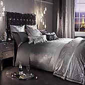 Kylie Minogue Ombre Slate Square Pillowcase (each) 65x65cm