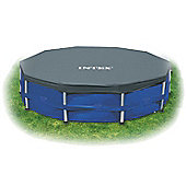Intex 12ft Metal Frame Winter Debris Pool Cover - 28031