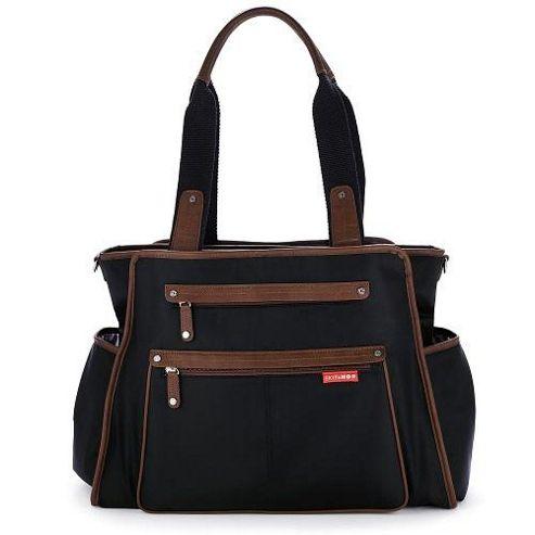 Skip Hop Grand Central Changing Bag Black