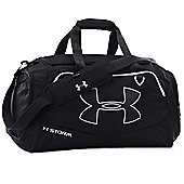 Under Armour Storm Undeniable II Medium Duffel Sports Bag Black