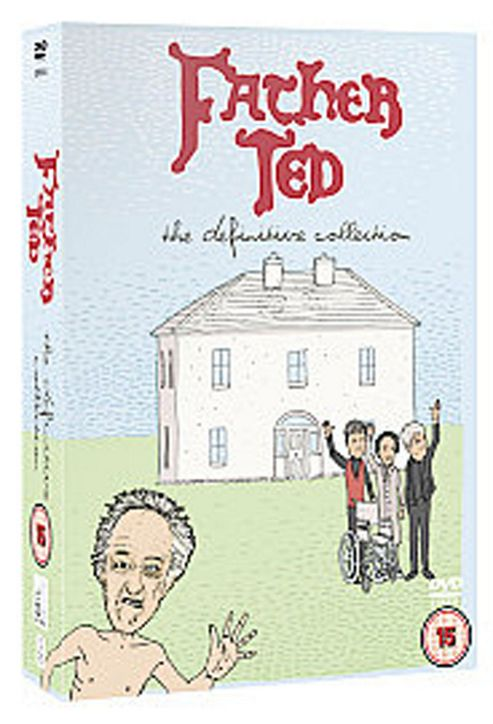 Father Ted - The Definitive Collection (DVD Boxset)
