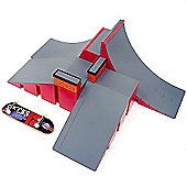 Tech Deck Ryan Sheckler Warehouse Plan B - Ramp, Quarter Pipe and Grind Wall Version 2