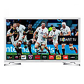 Samsung UE32J4510 32 Inch Smart WiFi Built In HD Ready 720p LED TV with Freeview - White