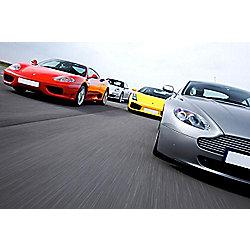 Four Supercar Driving Blast - Weekdays
