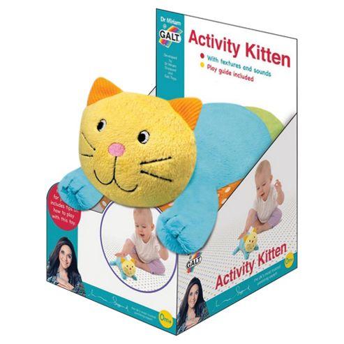 Dr Miriam Galt Activity Kitten