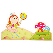 Bigjigs Toys BJ991 Coat Hook (Fairy)
