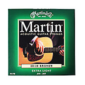 Technote M170 Martin Bronze Strings - Green