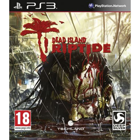 Cheapest Dead Island: Riptide (Pre-order DLC: The Survivor Pack) on PlayStation 3