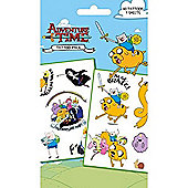 Adventure Time Finn and Jake Vinyl Tattoos - Art Store