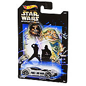 Hot Wheels Star Wars Vehicle Return Of The Jedi Ballistik