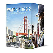 Watch Dogs 2 San Francisco Edition XboxOne