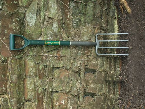Home Gardener H13 Carbon Digging Fork