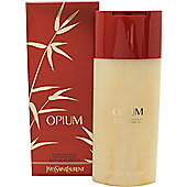 Yves Saint Laurent Opium Shower Gel 200ml For Women