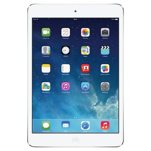 Apple iPad mini 2, 64GB, WiFi & 4G LTE (Cellular) - Silver