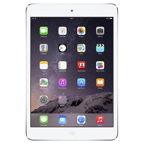 Apple iPad mini 2, 64GB, WiFi & 4G LTE (Cellular) - Silver