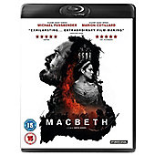 Macbeth Blu-ray