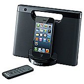 Sony RDPM7IPNB Black Speaker for iPhone 5