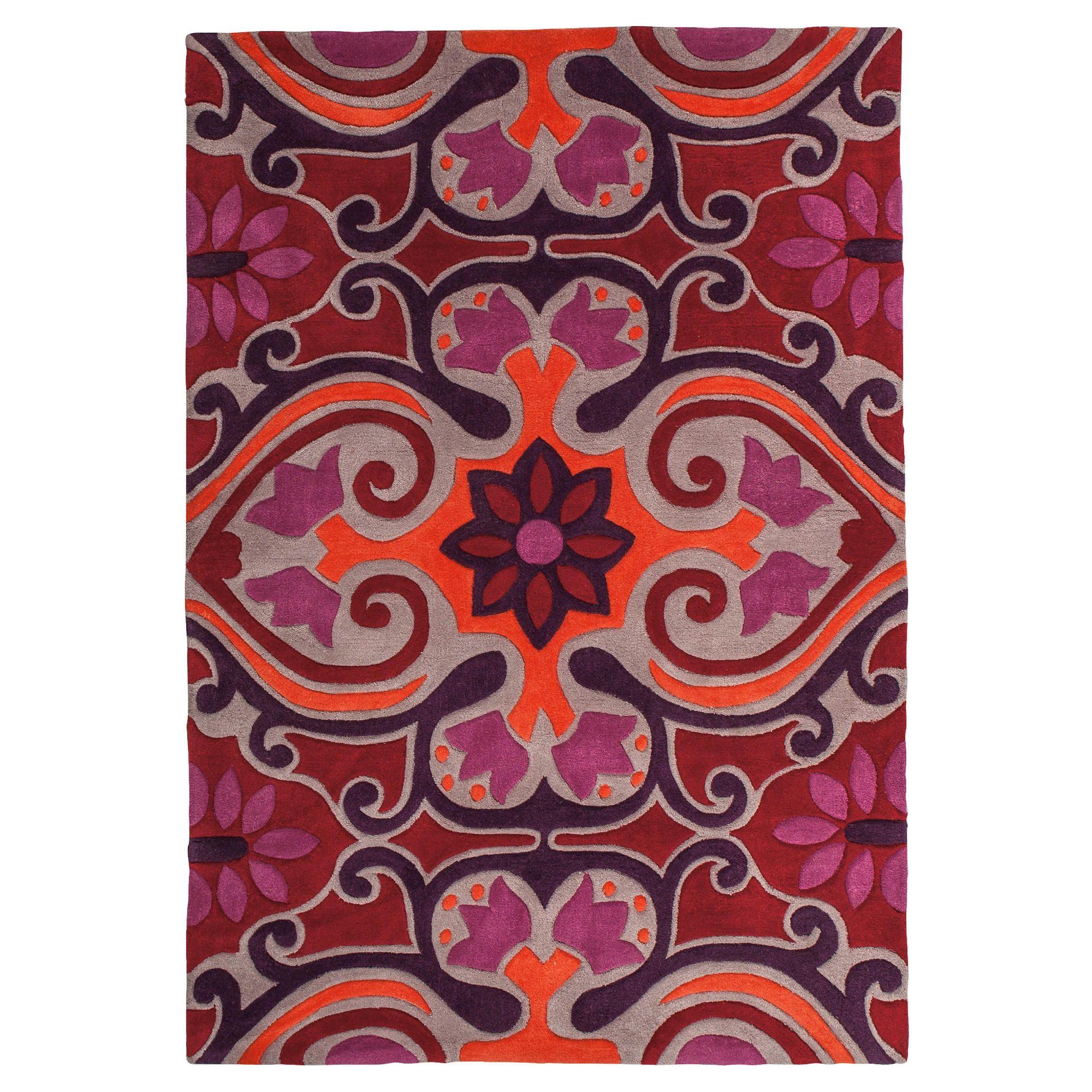 Tesco Ethnic Rug Latin Bazaar 120X170cm