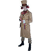 Dickensian Toff - Adult Costume Size: 42-44