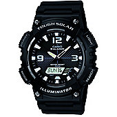 Casio Classic Mens Solar Powered Chronograph Watch - AQ-S810W-1AVEF