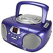 Groov-e Boombox Purple