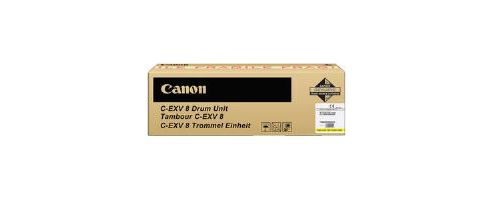 Canon 7622A002AC CEXV8 Yellow Drum Unit
