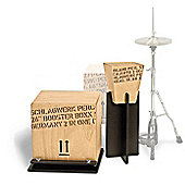 Schlagwerk Booster Set - BC 460 Bass Cajon BP40 Base Plate CC 202 Cajinto BS 22 Floor Stand BC SET
