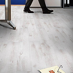 Westco 7mm Textured White Oak Laminate Flooring