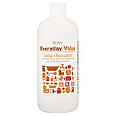 Tesco Everyday Value Baby Shampoo 500ml