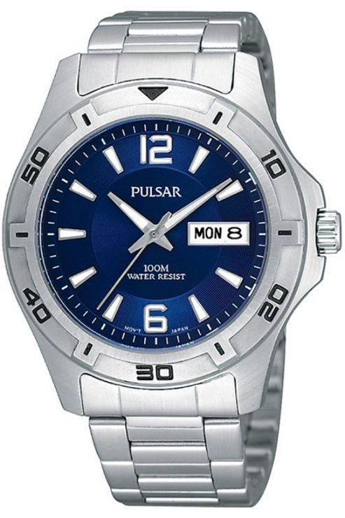Pulsar Gents Bracelet Watch PXN207X1