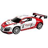 Nikko Remote Control 1:20 Audi R8 LMS Francor Champ