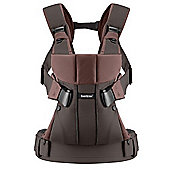 BabyBjorn Baby Carrier One (Brown)