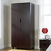 Elements Montana Julia Wardrobe - Walnut