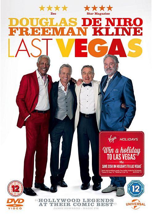 Last Vegas (DVD & UV)